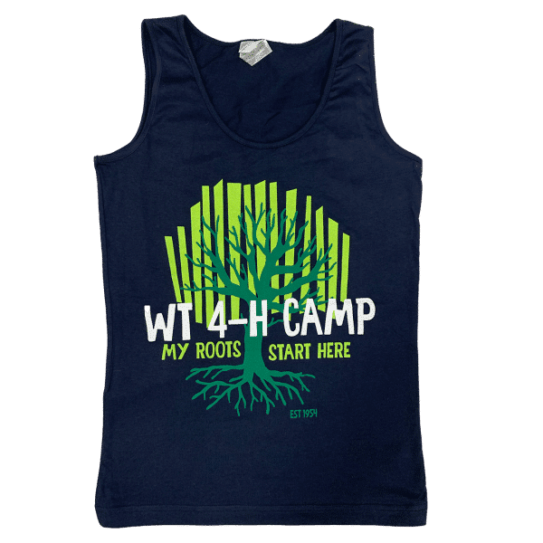 My roots start here tank top